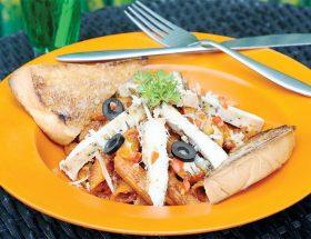 स्वाद जरा हट के: क्रीमी रोगन जोश पास्ता