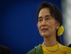 आंग सान सू की: जीतने तक हार नहीं मानी