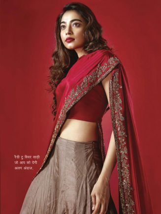 ready to wear sarees