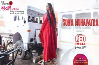 the lal pari mastani show on red fm with sona mahapatra