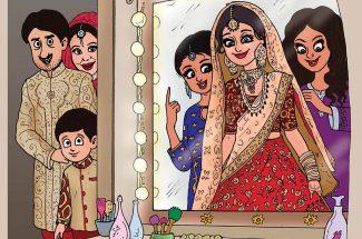 kids stories shadi mein chori