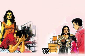 hindi story swikrati dimple ki soyi mamta kaise jaag uthi