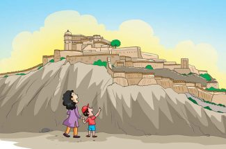 hindi-story-for-kids-kumbhalgarh-ka-quila