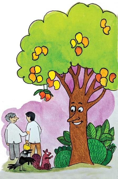 kids hindi story