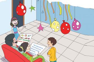 hindi story for kids naye sal ka wada
