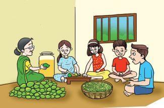 story for kids chhuttiyon ka sahi upyog