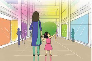 hindi story for kids sweety ko mili seekh