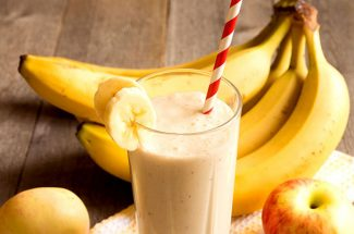cookery breakfast recipe dryfruit banana shake