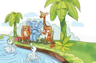 story in hindi cheenu aur meenu ki boat
