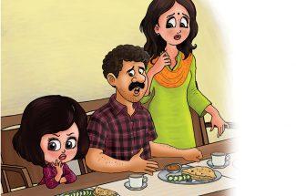hindi story for kids kaddu ki kadhi aur khushi