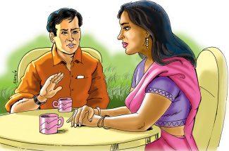 hindi story antheen ek afwaah kaise tanu ko dukhi kar gayi