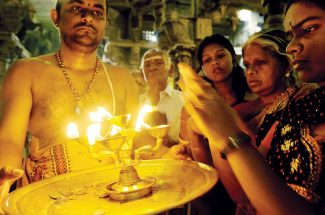 social superstition in india
