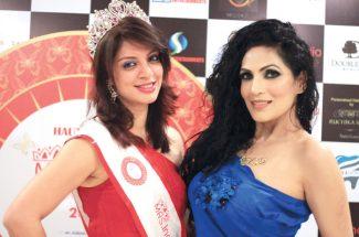 Mrs india worldwide 2018