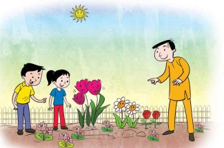 hindi story for kids sabse sundar kaun