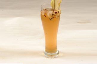 recipe in hindi apple iced tea