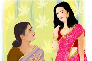 hindi story har gayi didi