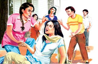 hindi story jeet gaya jangweer