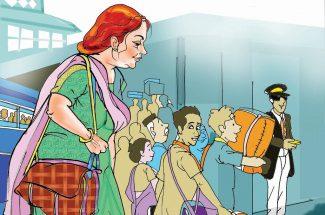 hindi story generation gap
