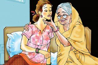 hindi story kasauti