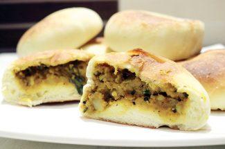 recipe in hindi baked vada pav