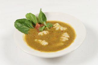 hindi recipe rice dumplings soup