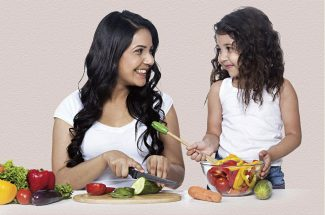 healthy balanced diet for man and woman