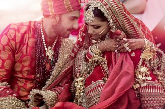 Deepika Padukone Ranveer Singh Wedding pics reveal