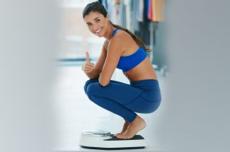 reduce one pound weight in a week
