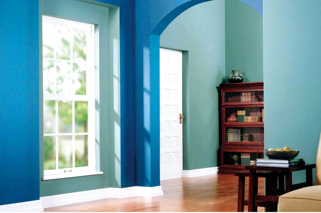 Pleasant Home Interior Paint Color Combinations Room Colour Design Wall Colour Combination Living Room Wall Colors Easy Wall Painting Designs Paint Color Ideas Grihshobha