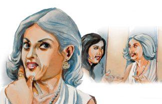 hindi best stories yeh kaisi vidambna (part-1)