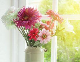 बनी रहेगी फूलों की ताजगी