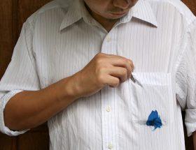 कपड़े से स्याही हटाने के आसान टिप्स