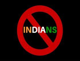यहां है भारतीयों की 'नो एन्ट्री'