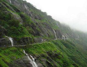 प्रकृति का खूबसूरत तोहफा- 'मालशेज घाट'