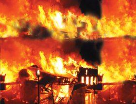 क्या करें जब आग लग जाए