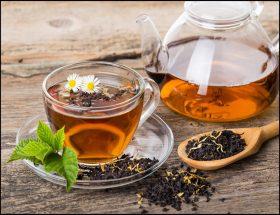 काली चाय के फायदे