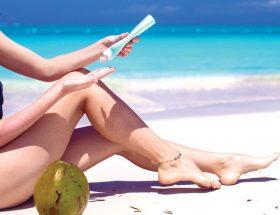सनस्क्रीन: त्वचा का सुरक्षा कवच