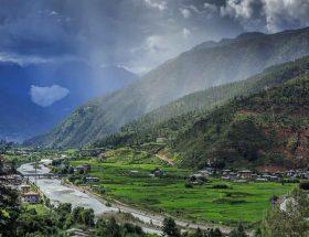 प्राकृतिक सौंदर्य से भरपूर देश: भूटान