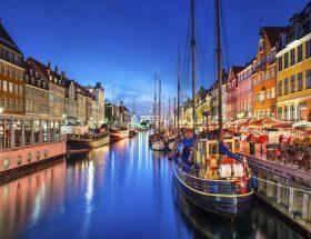 पर्यावरण मित्र शहर कोपनहेगन