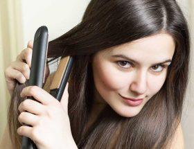 बालों को स्ट्रेट करने का सही तरीका