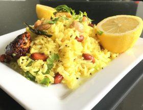साउथ इंडियन डिश लेमन राइस