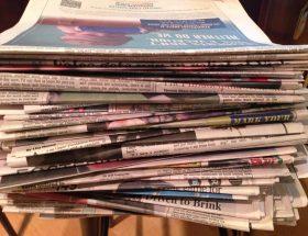 पुराने अखबार को रद्दी में न बेचें... करें रियूज