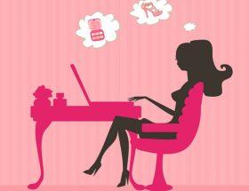 क्या आप ऑनलाइन खरीदती हैं कॉस्मेटिक्स?