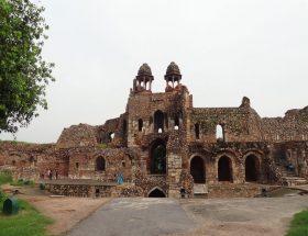 16वीं शताब्दी का है दिल्ली का पुराना किला