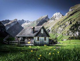 पृथ्वी का सौंदर्य 'स्विट्जरलैंड', हर दिल अजीज