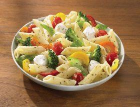 बच्चों की पसंद : कड़ाही सब्ज पास्ता
