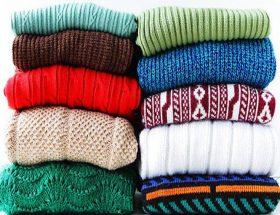 ताकि गर्म कपड़ों को भी सर्दी की नजर न लगे
